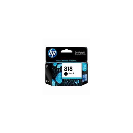 HP CC640ZZ 818 Black Cartridge-HP CC640ZZ 818 Black Cartridge