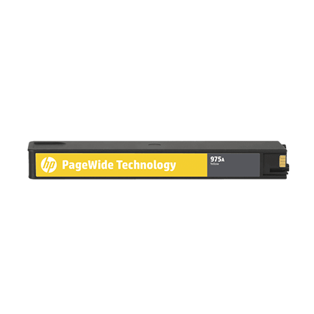 HP 975A Yellow L0R94AA Original PageWide Cartridge