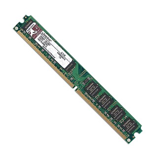 Kingston DDR2 1 GB PC RAM (KVR800D2N6/1G) -kvr800d2n6
