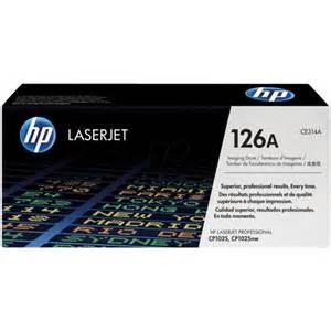 HP - HP 126A CE310A Black Laserjet Toner-HP 126A CE310A Black Laserjet Toner