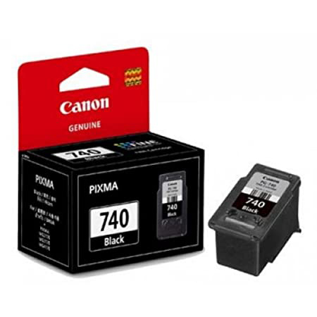 Canon PG-740 Ink Cartridge (Black)