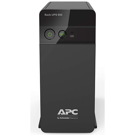 APC BX600C-IN 600VA, 230V Back UPS-APC BX600C-IN 600VA, 230V Back UPS
